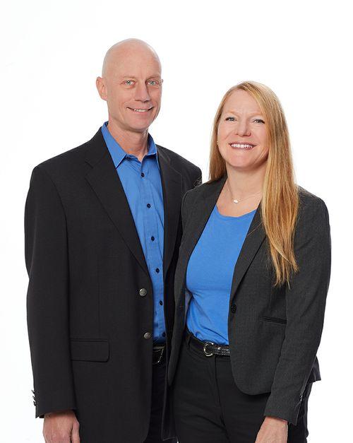 Trent Halverson & Jenny Wedvick Photo