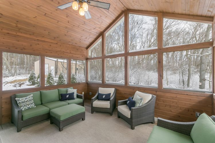 Screened Porch Photo #45