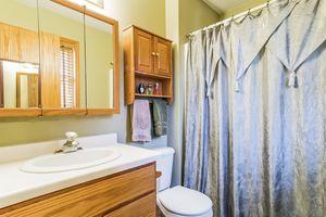 Master Bathroom5709 BELLOWS CIR Photo 13