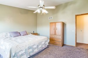Master Bedroom5709 BELLOWS CIR Photo 31