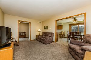 Family sized dining area!5141 HAZELCREST DR Photo 4