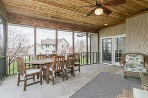 Screened Porch5760 DAWLEY DR Photo 43