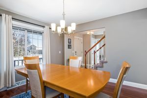 Dining Room3722 Woodstone Dr Photo 11