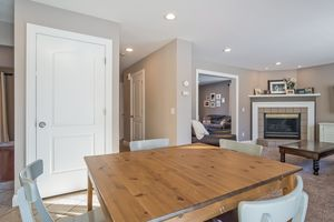 Breakfast Nook3722 Woodstone Dr Photo 13