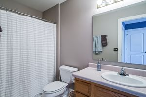 Master Bathroom3722 Woodstone Dr Photo 25