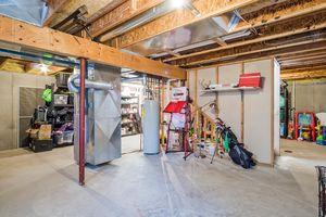 Utility / Basement3722 Woodstone Dr Photo 36