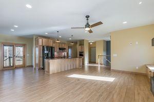 Living Room/ Dining Room22 Oak Park Way Photo 7