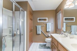Master Bathroom921 Eddington Dr Photo 35