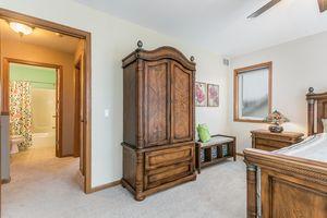 Master Bedroom6702 Annestown Dr Photo 12