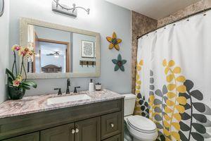 Master Bathroom6702 Annestown Dr Photo 14