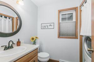 Powder Room6702 Annestown Dr Photo 9