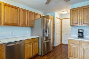 Kitchen to Garage525 Lexington Dr Photo 12