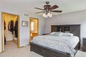 Master Bedroom525 Lexington Dr Photo 15