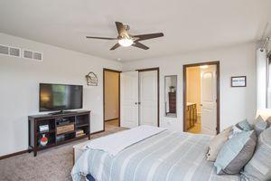 Master Bedroom610 Meadowview Ln Photo 19