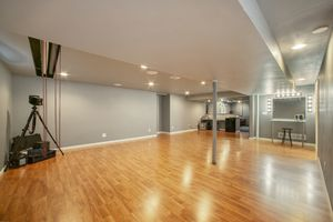 Large Family Room on LL1357 Broadway Dr Photo 17