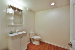 1/2 bath in Lower Level1357 Broadway Dr Photo 21