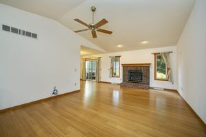 Living room w/fireplace1357 Broadway Dr Photo 2