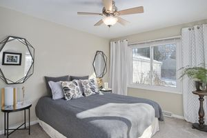 Master Bedroom4810 Rothman Pl Photo 14