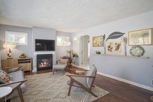 Living Room4810 Rothman Pl Photo 4