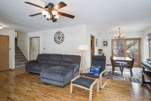 Living Room5600 TECUMSEH AVE Photo 6