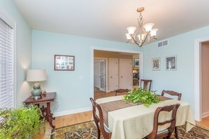 Dining Room2801 SUNFLOWER DR Photo 14
