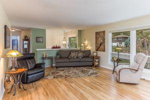 Living Room5108 Winnequah Rd Photo 6