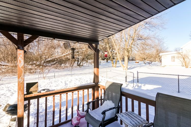 Covered Deck Photo #22