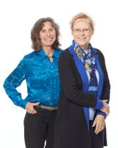 Photo of Mary   Binkley & Ruth Wangerin